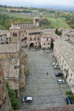 Castell'arquato Royalty Free Stock Image