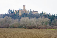 Castell'Arquato Stock Photo