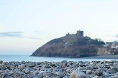 Castell criceth Walia Obraz Stock