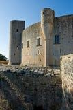 Castell de Bellver. Located in Palma, Mallorca stock photography