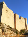 Castell de Miravet (Cataluña) Imagen de archivo