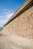 Castell de montjuic Royalty Free Stock Photo