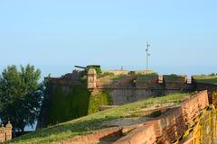 Castell de MontJuic, Barcelona, Spain Royalty Free Stock Images