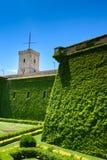 Castell de Montjuic, Barcelona Stock Image