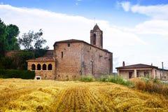 Castell de Pubol. Catalonia, Spain Royalty Free Stock Image