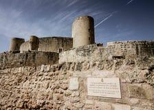 Castell Del Bellver fotografia royalty free
