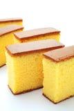 Castella. (popular Japanese sponge cake Stock Photo