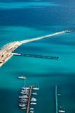 Castellamare del golfo Foto de archivo libre de regalías