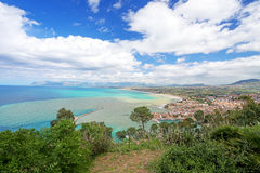 Castellamare del Golfo Royalty Free Stock Photos