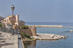 Castellamare del Golfo Royalty Free Stock Images