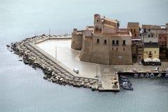 castellammare castello 库存照片