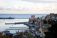 Castellammare del Golfo Royalty Free Stock Photography