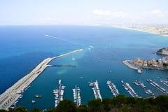 Castellammare Del Golfo Obrazy Royalty Free