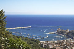 Castellammare del Golfo bis Stock Photo