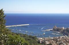 Castellammare del Golfo BRI στοκ εικόνες