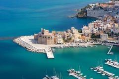 Castellammare del Golfo, Sicile, Italie Images libres de droits