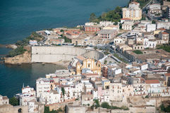 Castellammare del Golfo, in Sicily Stock Photography