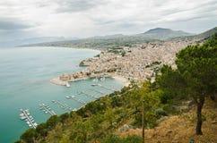 Castellammare del Golfo, Sicily Stock Image