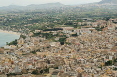 Castellammare del Golfo, Sicily Royalty Free Stock Photography