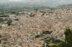 Castellammare del Golfo, Sicily Royalty Free Stock Images
