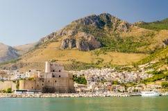 Castellammare del Golfo, Sicily Stock Images