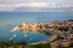 Castellammare Del Golfo, Sizilien, Italien Lizenzfreie Stockbilder