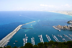 Castellammare del Golfo Royalty Free Stock Images