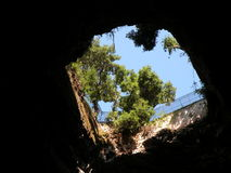 Castellana Caves Stock Photo