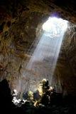 Castellana Grotte, Italien Lizenzfreies Stockbild