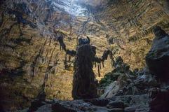Castellana Grotte, Puglia, Itália Imagem de Stock