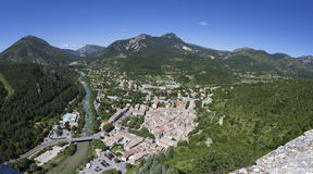 Castellane Stock Photos
