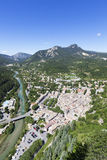 Castellane Stock Image