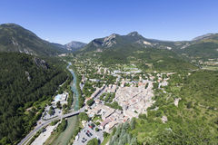 Castellane Royalty Free Stock Photo