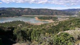 Castellar DE La Frontera Royalty-vrije Stock Afbeeldingen