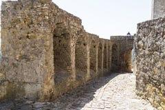 Castellar de la Frontera Castle, Andalusía, Spain Royalty Free Stock Image