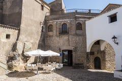Castellar de la Frontera Castle, Andalusía, Spain Royalty Free Stock Photos