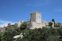 Castellar de la Frontera, Spain Stock Photo