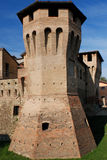 castellarano塔 库存照片
