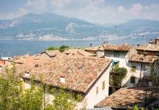 Castelletto at Lake Garda Royalty Free Stock Images