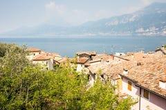 Castelletto at Lake Garda Royalty Free Stock Image