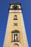 Castelletto Sopra Ticino Bell Tower Royalty Free Stock Image