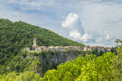 Castellfollit De Los angeles Roca Zdjęcie Stock