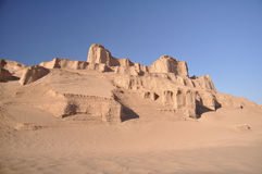Castelli della sabbia di Kaluts Immagini Stock Libere da Diritti