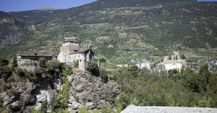 Castelli di Saint Pierre Royalty Free Stock Images