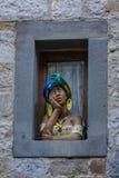 Castellina in Chianti Royalty-vrije Stock Fotografie