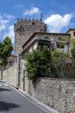 Castellina in Chianti Stock Afbeelding