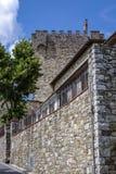 Castellina dans Chianti image stock