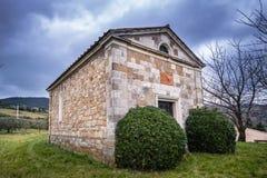 Castellina Marittima, Pise, Toscane - Italie photographie stock