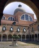 castello монастырь di pietro san Стоковое Изображение RF