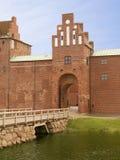 Castello 01 di Malmo Fotografia Stock Libera da Diritti